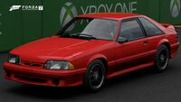 FM7 Ford Mustang 93 Front