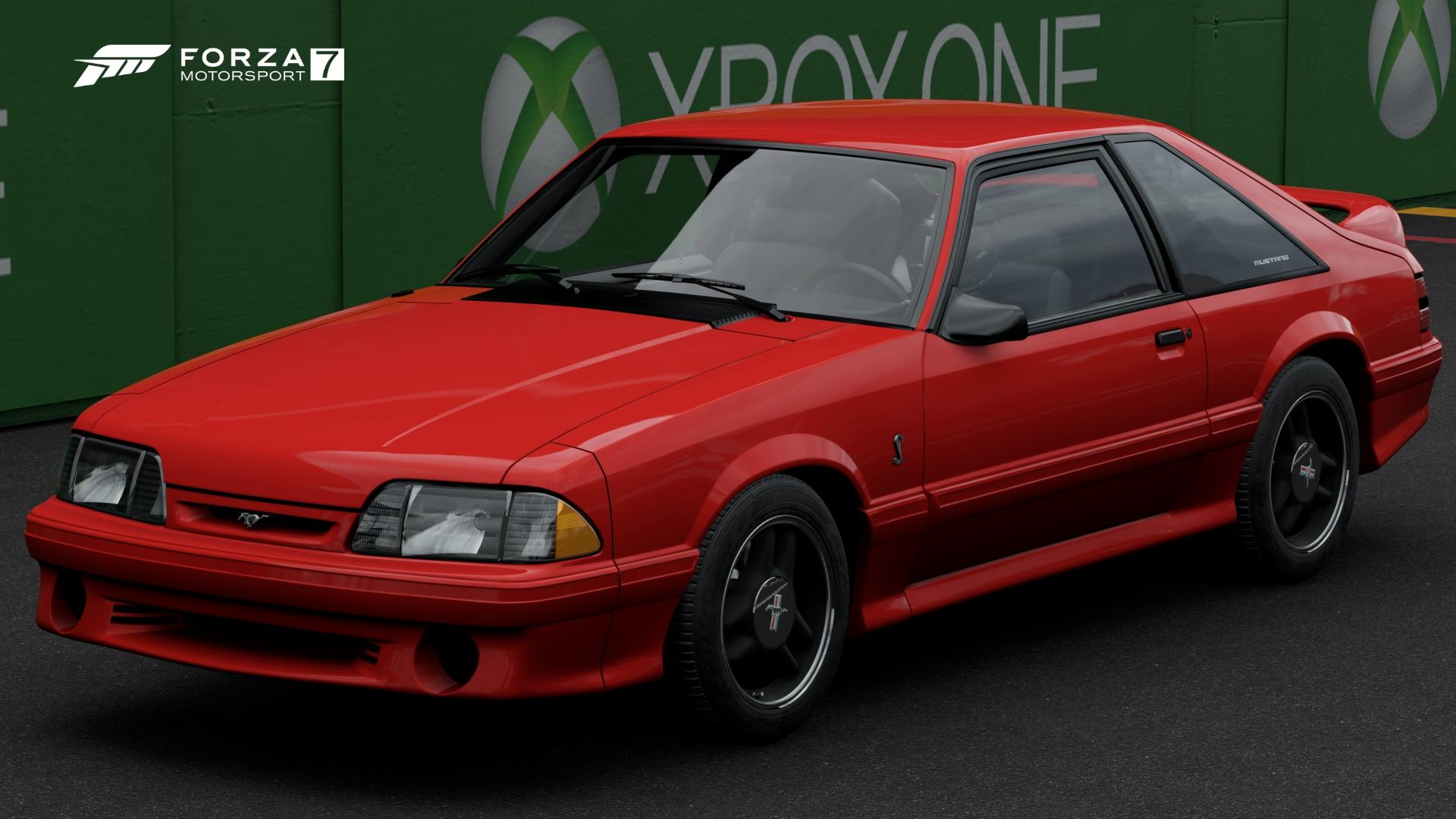 Ford SVT Cobra R (1993) | Forza Motorsport Wiki | FANDOM