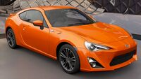 FH3 Toyota GT86 Front