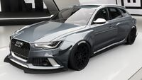 FH4 Audi RS 6 15 Upgrade Front