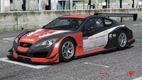 FM4 Hyundai Forza Genesis