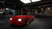 FS Ford Mustang 93 Front