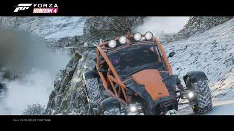 Forza Horizon 4 Official Launch Trailer