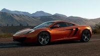 FH2 McLaren 12C