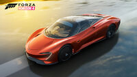 FH4 McLaren Speedtail Promo