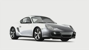 Porsche Cayman S in Forza Motorsport 3
