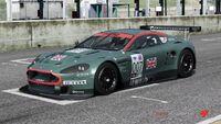 FM4 Aston Martin DBR9 007
