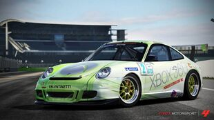 Porsche #2 Gruppe Orange Racing 911 GT3 in Forza Motorsport 4