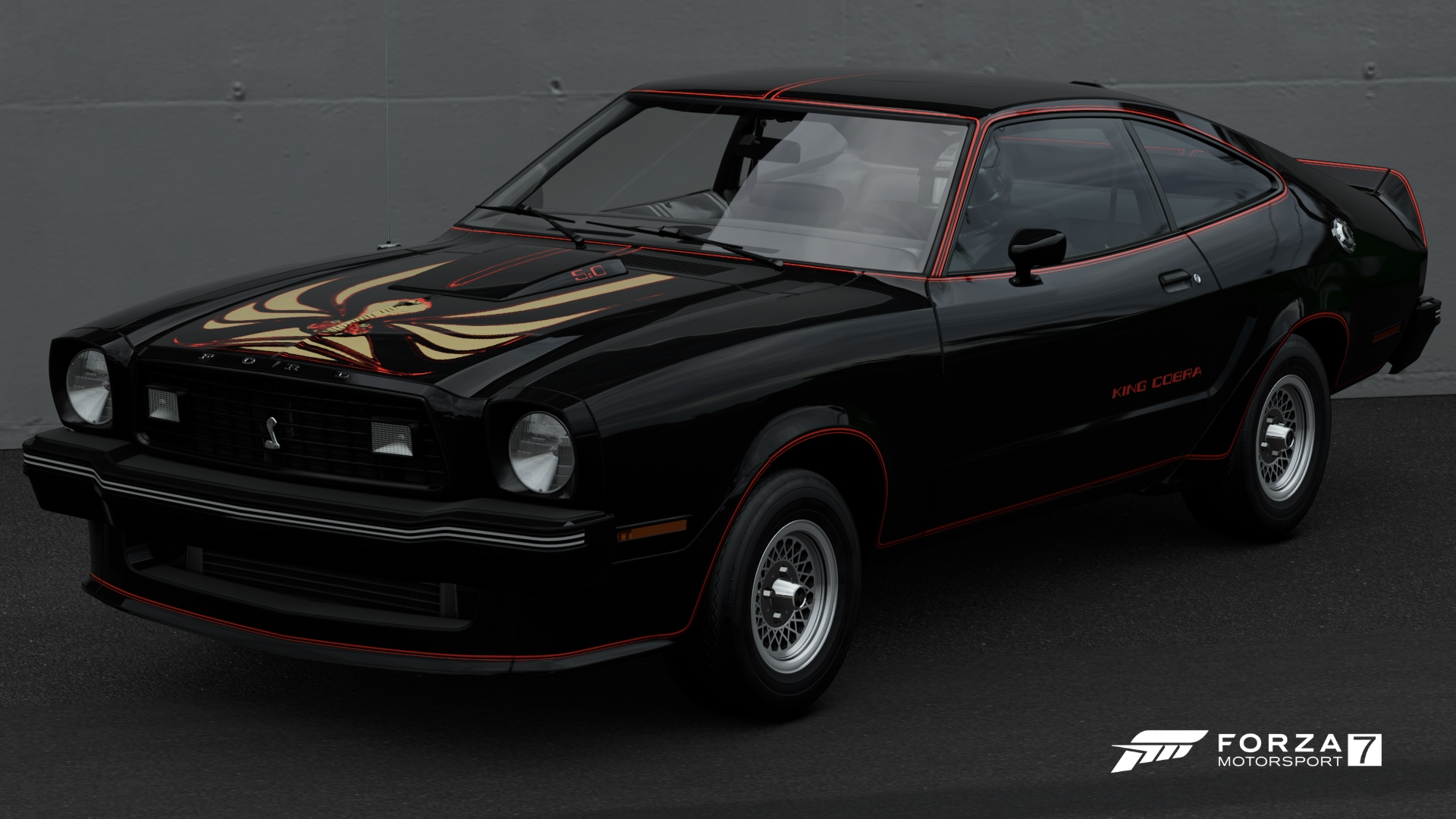 ford mustang ii king cobra forza motorsport wiki fandom powered by wikia. Black Bedroom Furniture Sets. Home Design Ideas