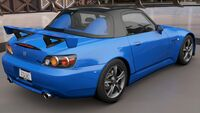 FH3 Honda S2000 CR Rear