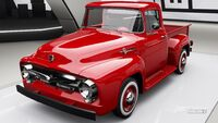 FH4 Ford F-100 Front