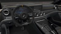 FH4 M-B AMG GT 4-Door Dashboard