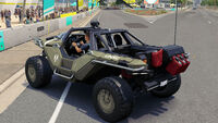 FH3 M12S Warthog CST Rear