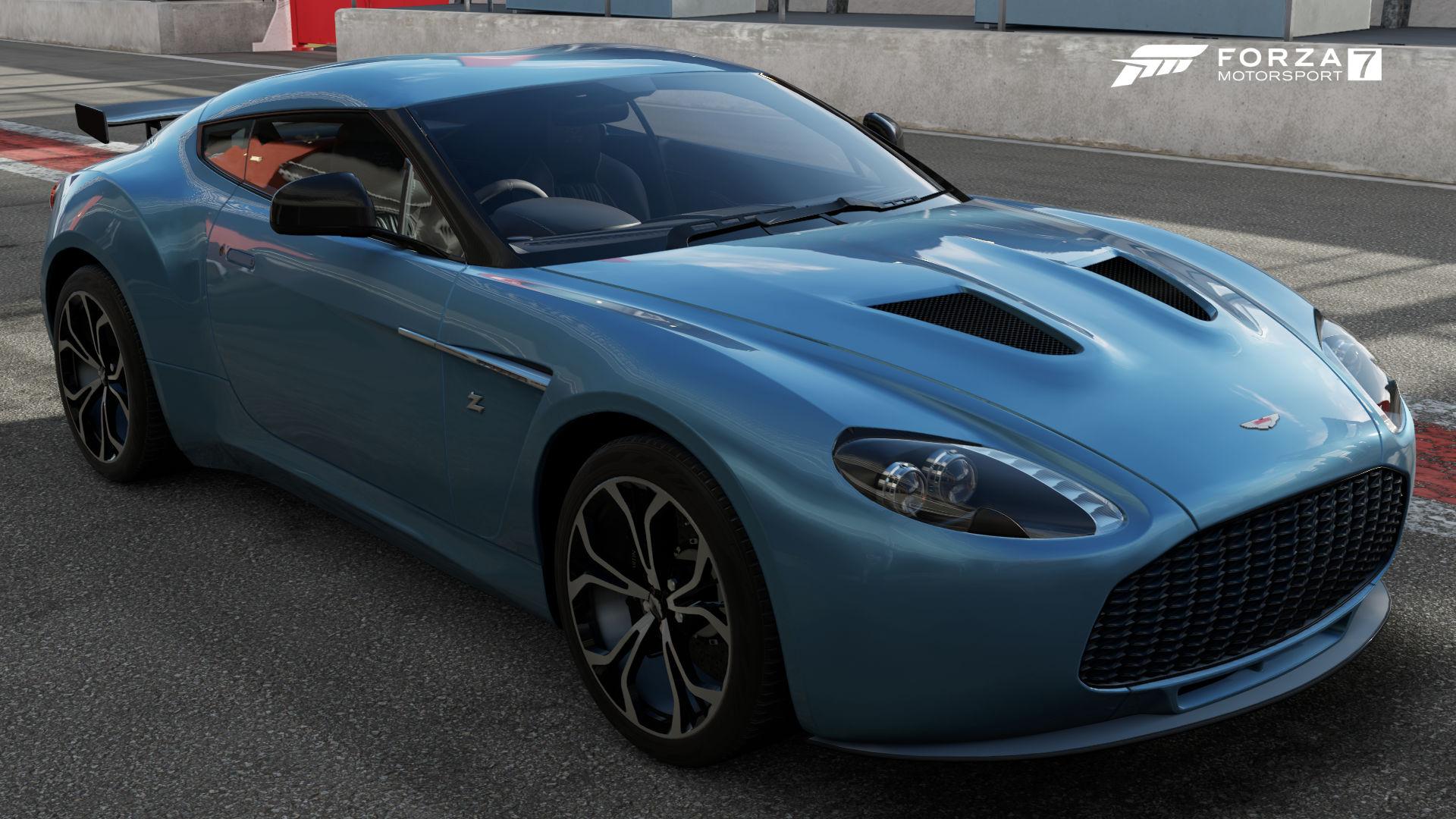Aston Martin V Zagato Forza Motorsport Wiki FANDOM Powered By - New aston martin zagato