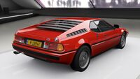 FH4 BMW M1 Rear