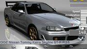 FM2 Nissan TommyKaira Skyline