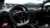 FM3 Seat Leon Cupra R 10 Interior