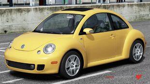 Volkswagen Beetle in Forza Motorsport 4