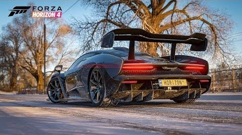 Forza Horizon 4 - Seasons Change Everything Winter