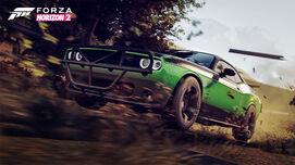 FH2 Dodge Challenger FFE