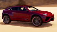 FH3 Lamborghini Urus