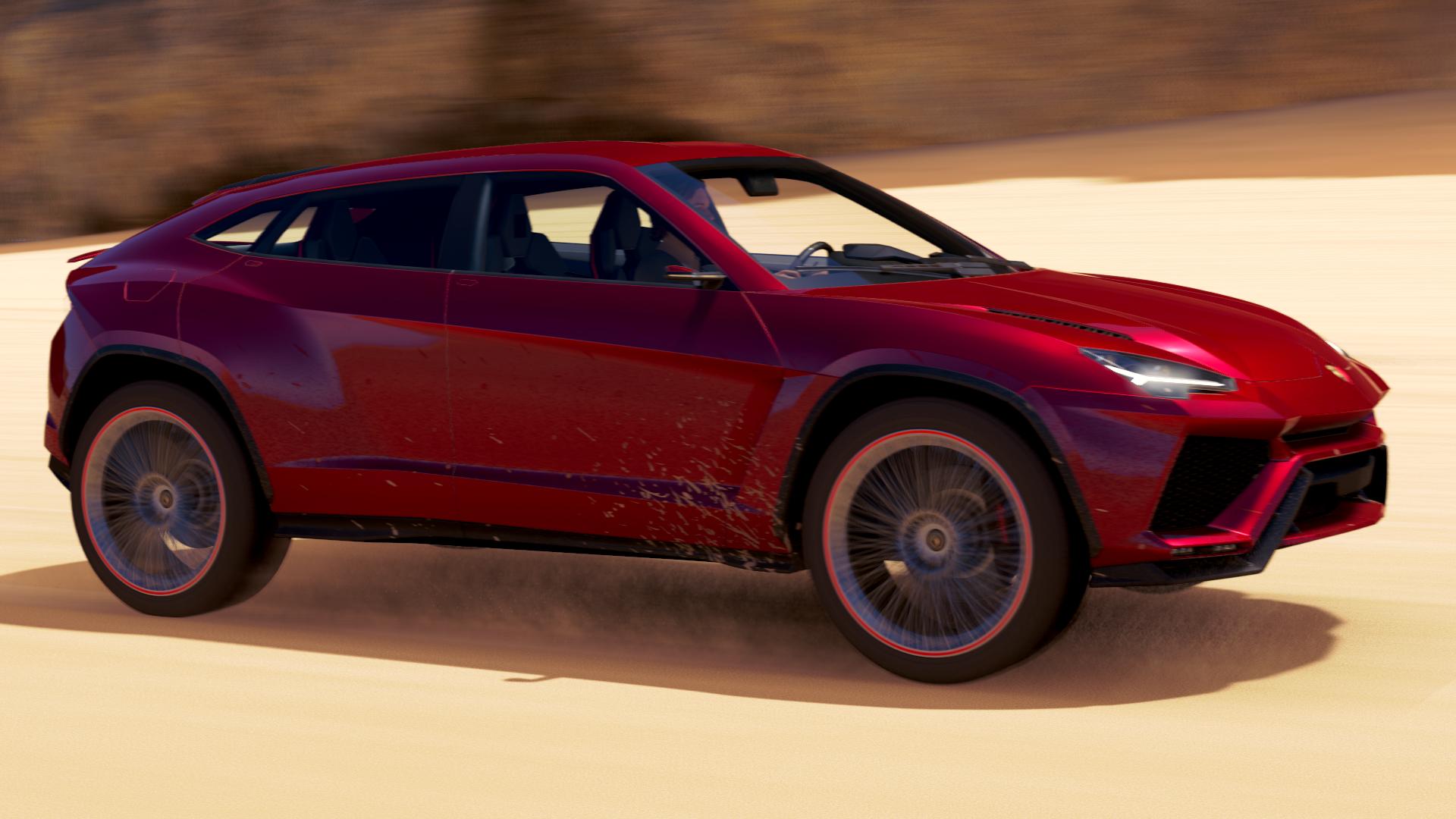 Great FH3 Lamborghini Urus.png Pictures Gallery
