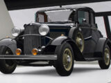 Ford De Luxe Five-Window Coupe