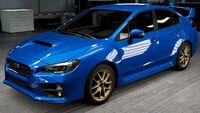 FM6A Subaru WRX 15 Front