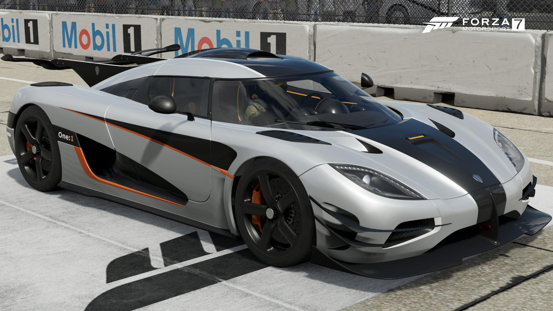 Koenigsegg One 1 >> Category 1000 To 1099 Lb Ft Forza Motorsport Wiki Fandom