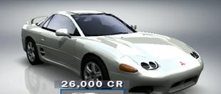 Mitsubishi 3000GT VR-4 in Forza Motorsport 2