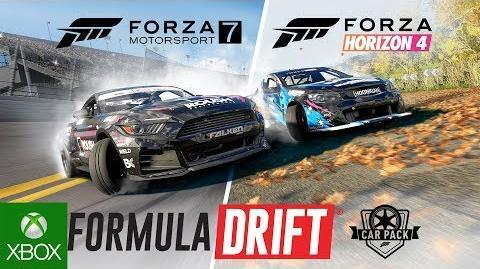 Forza Horizon 4 - Formula Drift Car Pack