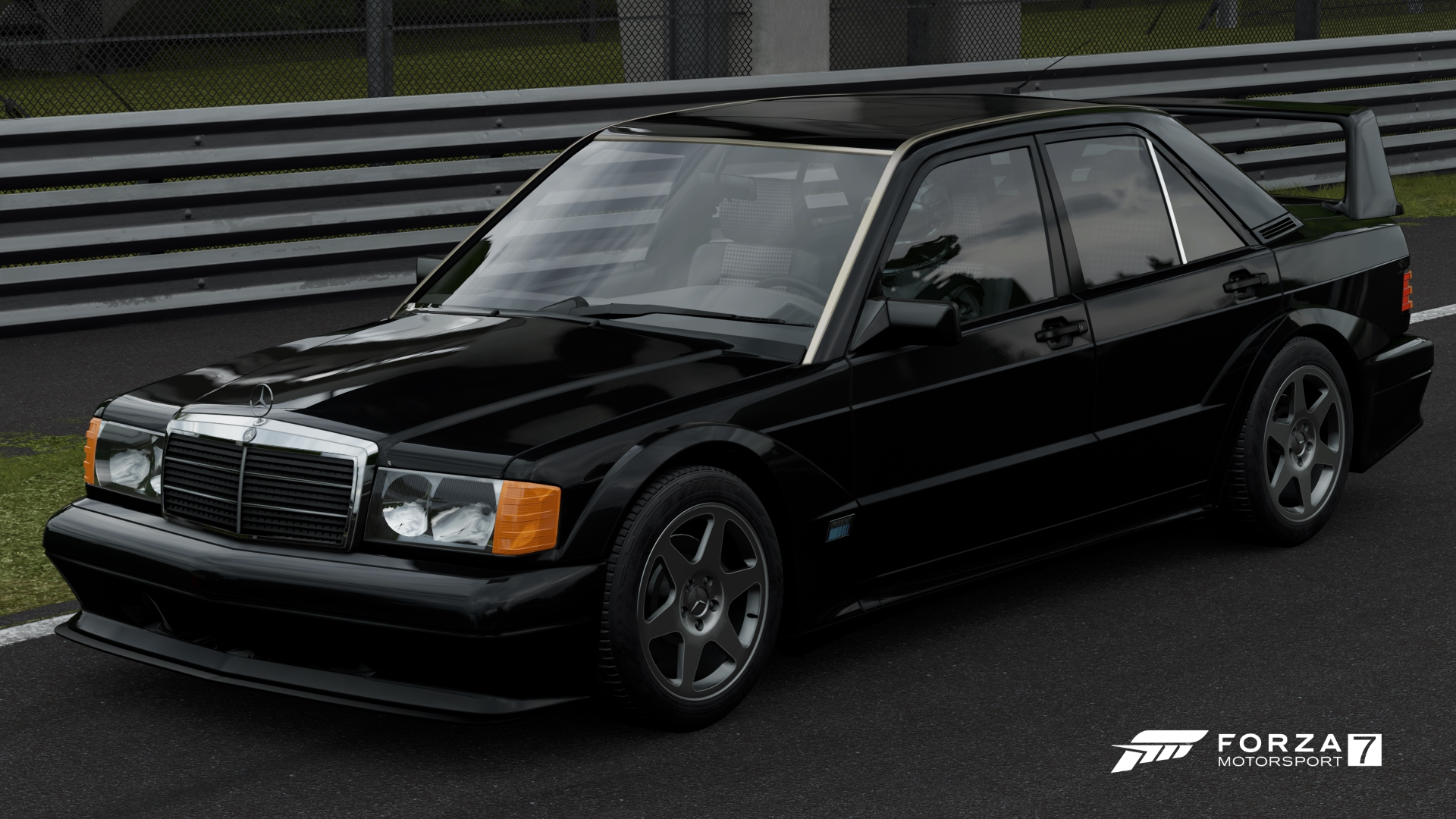 Mercedes-Benz 190E 2 5-16 Evolution II | Forza Motorsport Wiki
