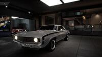 FS Chevrolet Camaro 1969 Front