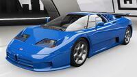 FH4 Bugatti EB110 Front