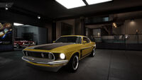 FS Ford Mustang 69 Front