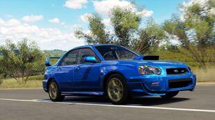2004 Subaru Impreza WRX STi in Forza Horizon 3
