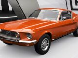 Ford Mustang 2+2 Fastback