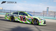 FM6 Toyota CamryNascar-18-InterstateBatteries