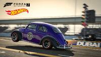 FM7 Hot Wheels Beetle Official