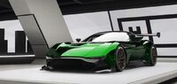 FH4 Aston Martin Vulcan Forza Edition front