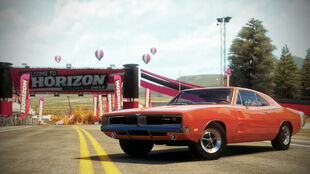 Dodge Charger R/T-SE in Forza Horizon