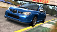 FM2 Subaru Impreza S204