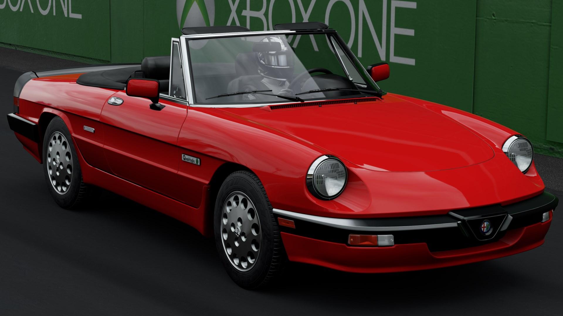 Alfa Romeo Spider Quadrifoglio Verde Forza Motorsport Wiki