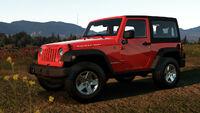 FH2 Jeep Wrangler