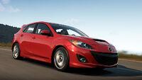 FH2 Mazda 3 2011