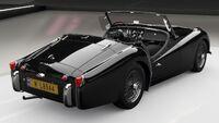 FH4 Triumph TR3B Rear