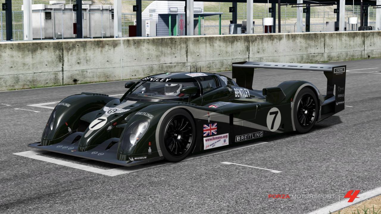 Bentley 7 Team Bentley Speed 8 Forza Motorsport Wiki