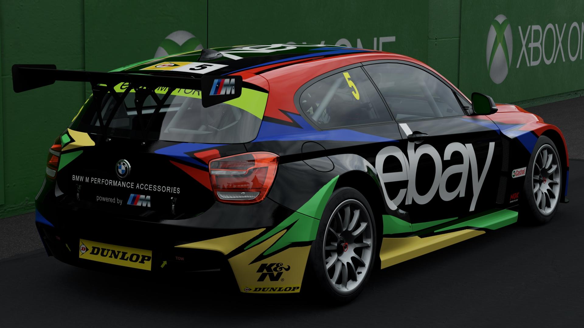 Bmw 5 Ebay Motors 125i M Sport Forza Wiki Fandom