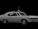 Chevrolet Nova Super Sport 396
