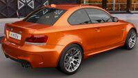 FH3 BMW 1M Rear